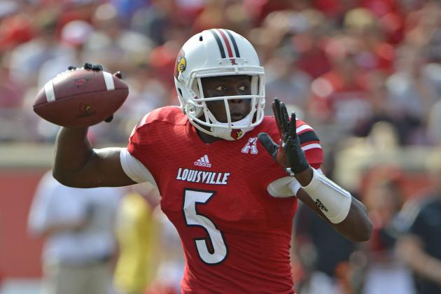 Jameis Winston's Heisman Odds Skyrocket, but Teddy Bridgewater Is New Favorite