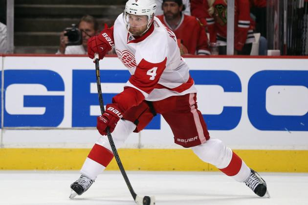 Which Young Detroit Red Wings Need to Take Biggest Strides in 2013-14?