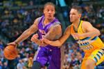 Former No. 2 Overall Pick Michael Beasley Released by Suns