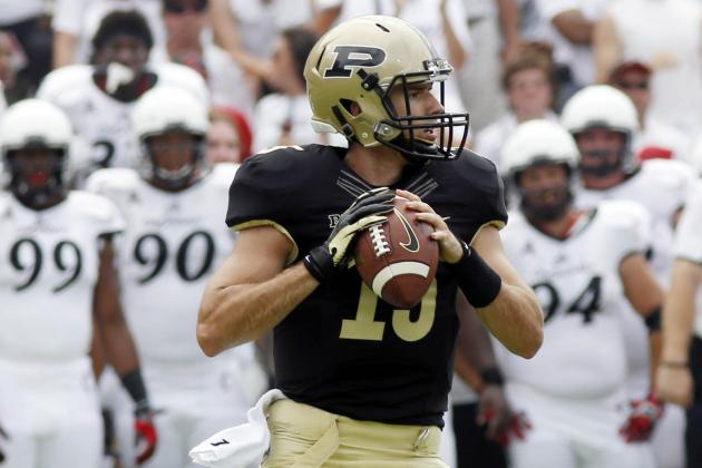 "Purdue QB Rob Henry Takes to Twitter to Call His Performance ""Unacceptable"""