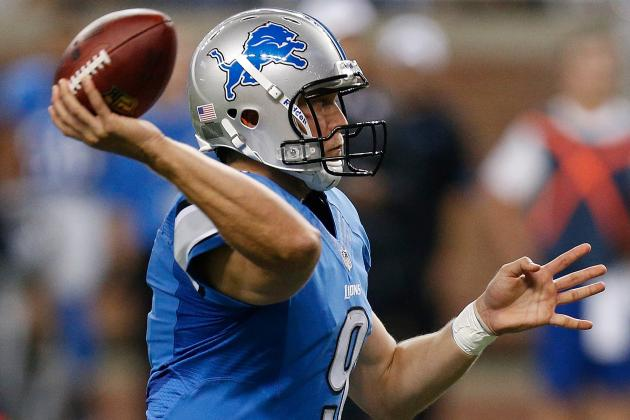 Matthew Stafford Isn't Rattled by Jaws' Biting Criticism