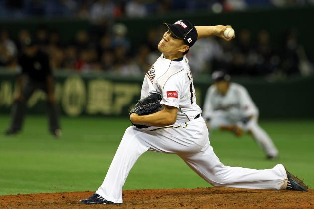 Everything Yankees Fans Need to Know About Japanese Target Masahiro Tanaka