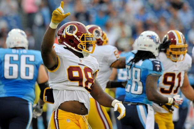 How the Washington Redskins Are Causing Havoc with Unconventional Defensive Sets