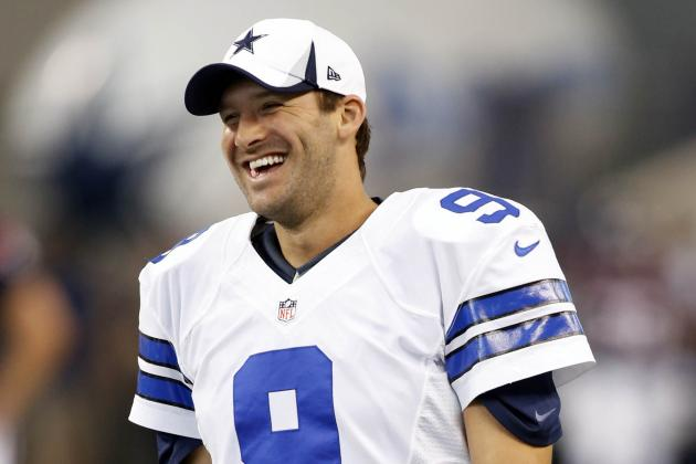 What 'Really Special' Change Can Tony Romo Make for 2013 Season?