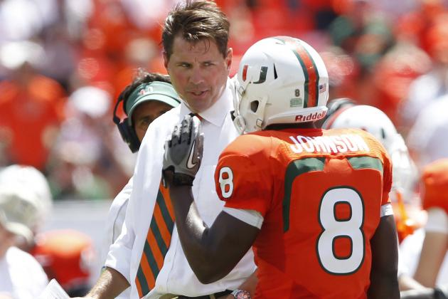 Win over Florida Gators Would Set Tone for Al Golden's Miami Hurricanes