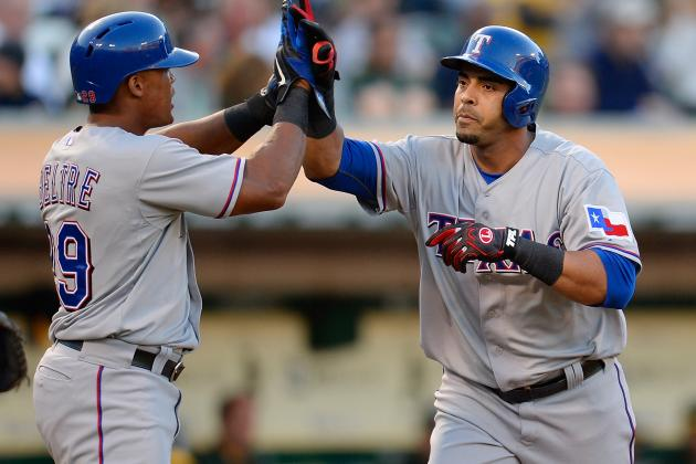 Debate: Should the Rangers Bring Back Nelson Cruz for the Playoffs?
