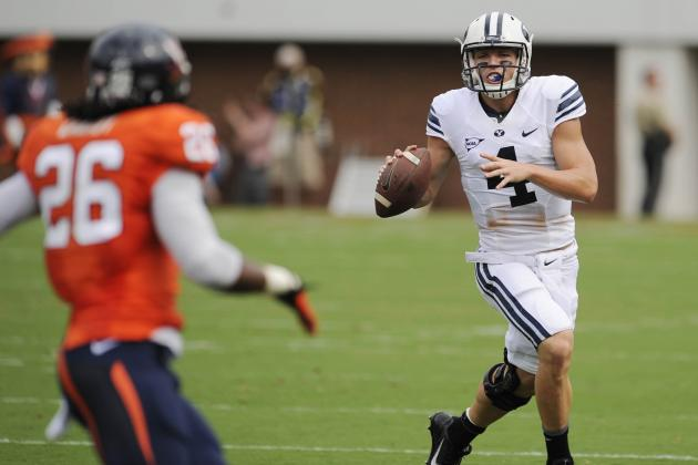 Debate: Predict the Final Score of BYU vs. Texas