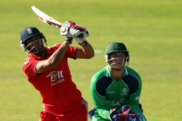 Ireland-England ODI: Ravi Bopara Takes Chance with Classy 100