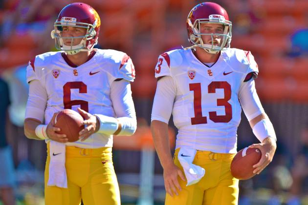 Cody Kessler Reportedly Named USC's Starting QB vs. Washington St.
