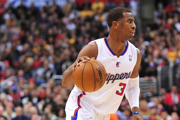 Why Chris Paul Will Be Forced to Defend His Point Guard Crown