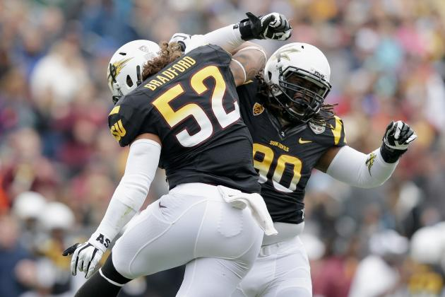 Arizona State Football: Carl Bradford Gives Sun Devils a Dangerous One-Two Punch
