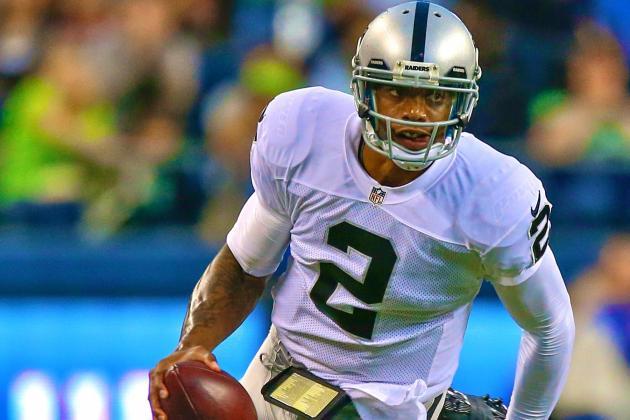 How Oakland Raiders Can Ensure Successful Start to Terrelle Pryor's Season