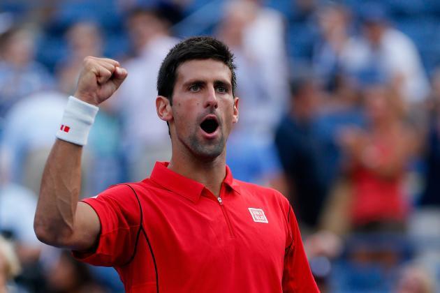 Novak Djokovic vs. Marcel Granollers: Score and Recap from 2013 US Open