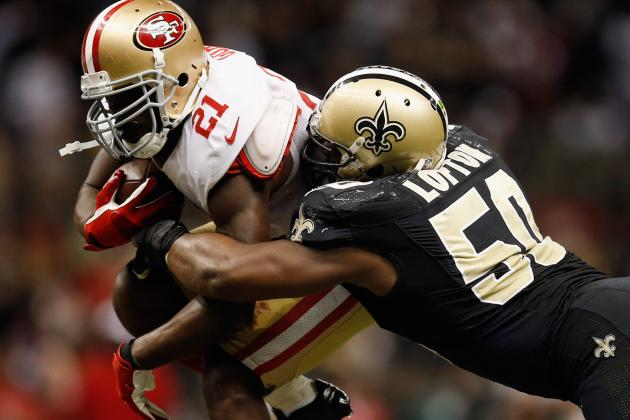 Breaking Down Curtis Lofton's Fit in the New Orleans Saints' 3-4 Defense