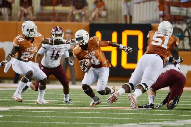Texas vs. BYU: Why This Is a Statement Game for the Longhorns