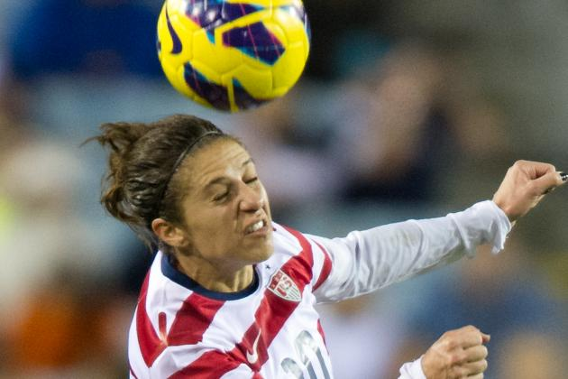USA vs. Mexico Women's Soccer: Live Stream, TV Schedule and Preview