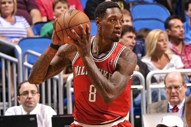 How Larry Sanders Can Thrive as Center of Milwaukee Bucks Rebuild
