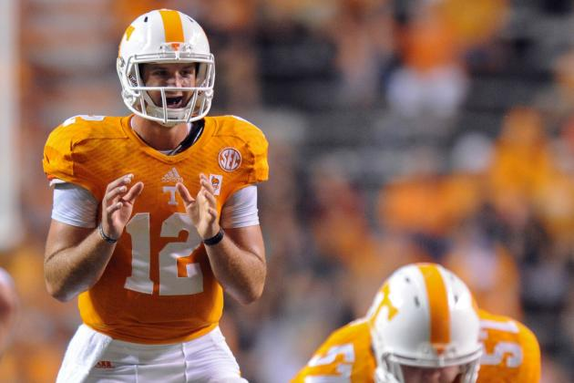 Western Kentucky vs. Tennessee: TV Info, Spread, Injury Updates, Game Time, More