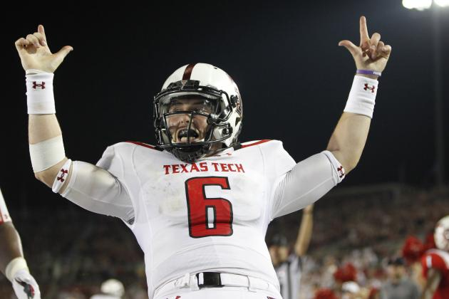 How Kliff Kingsbury Can Turn Baker Mayfield into the Next Johnny Manziel