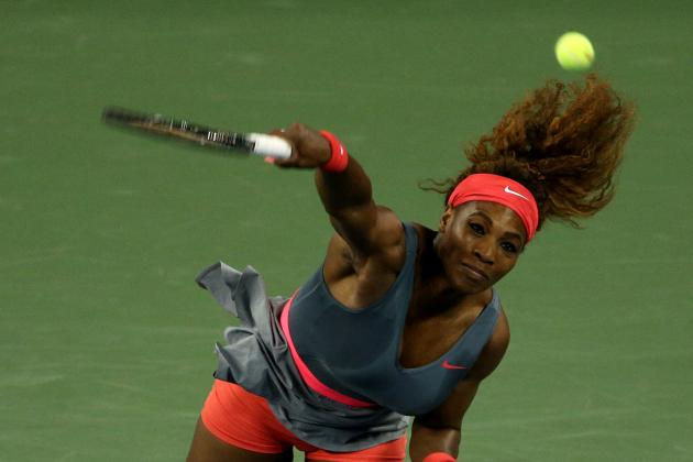 Serena Williams vs. Carla Suarez Navarro: Score and Recap from 2013 US Open
