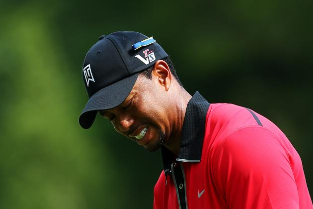 What Tiger Woods Needs to Fix During Long Break Ahead of 2013 BMW Championship