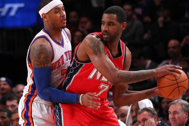 Lakers Sign Shawne Williams