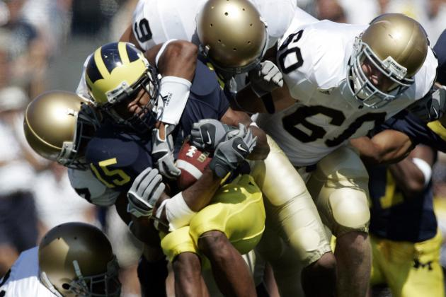 Notre Dame Football: A History of the Irish in the Big House