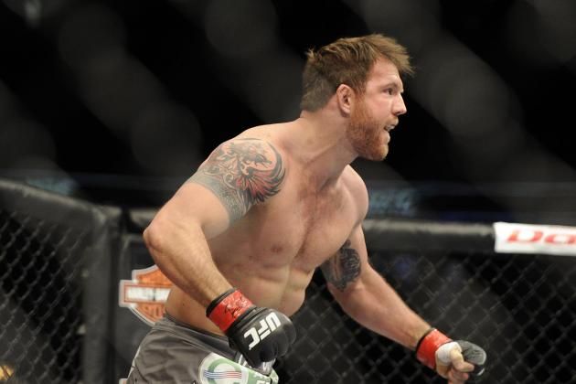 Fight Night 28: A Change in Perspective Has Ryan Bader Ready to Make His Mark