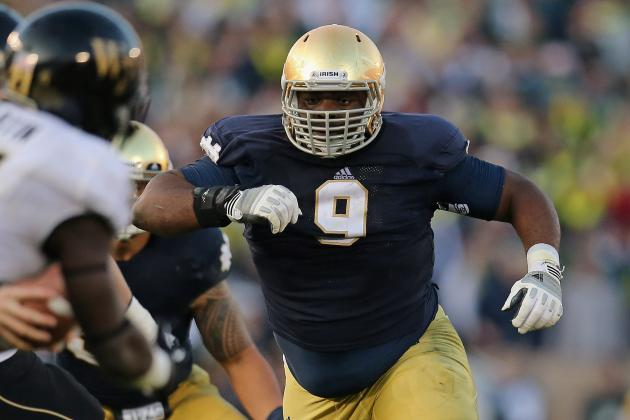 Notre Dame vs. Michigan: Why Wolverine RBs Are No Match for Irish Front 7