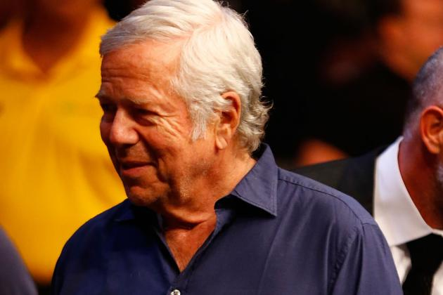 Kraft Loved Tebow, Wanted Him on Pats