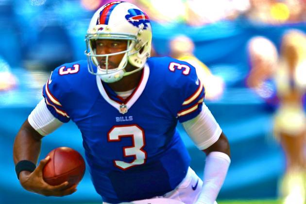EJ Manuel vs. Kevin Kolb: Latest Updates on Buffalo Bills QB Battle
