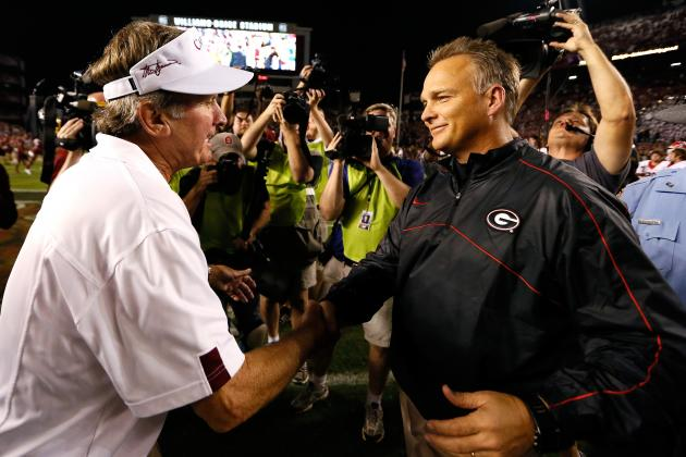 South Carolina vs. Georgia: How Steve Spurrier Can Out-Coach Mark Richt in 2013
