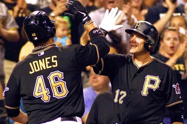 Pirates Snap Streak of 20 Consecutive Losing Seasons with 81st Win vs. Brewers