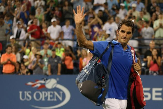 Roger Federer Is No Longer Capable of Winning Another Grand Slam