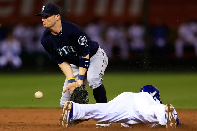 Mariners Rally, but Royals Prevail, 4-3