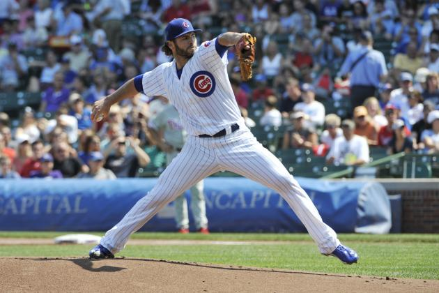 Arrieta, Rusin Auditioning for Spots in '14 Rotation