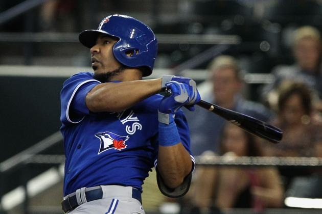 Encarnacion, 3 Others Homer in Blue Jays' Rout