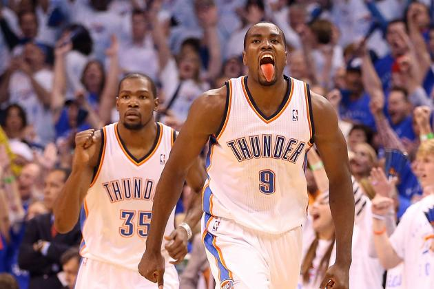 OKC Thunder's Supporting Cast Will Decide Team's Contender Status in 2013-14