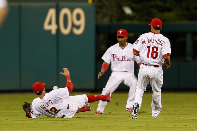 Phillies Walk on Wild Side in Sloppy Loss to Nats