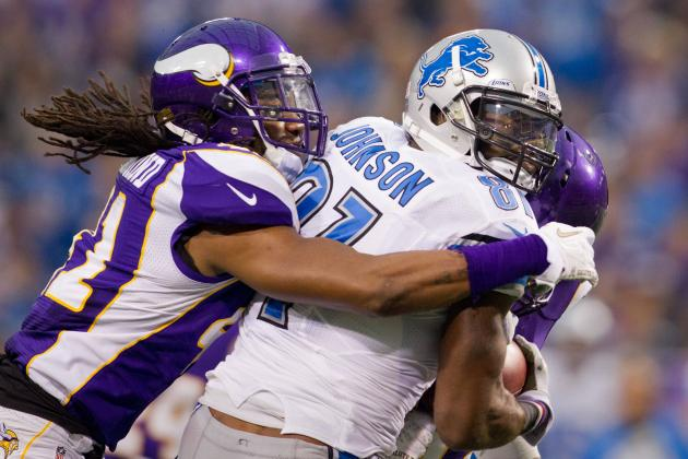Breaking Down What Minnesota Vikings Defense Must Do to Shut Down Detroit Lions