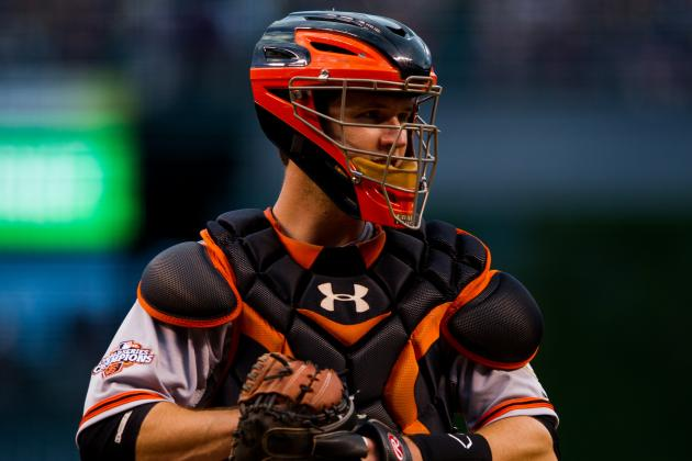 UPDATE: Posey Questionable for SF Giants Game Wednesday
