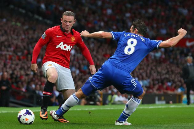 Chelsea Will Rue Not Signing Wayne Rooney This Summer