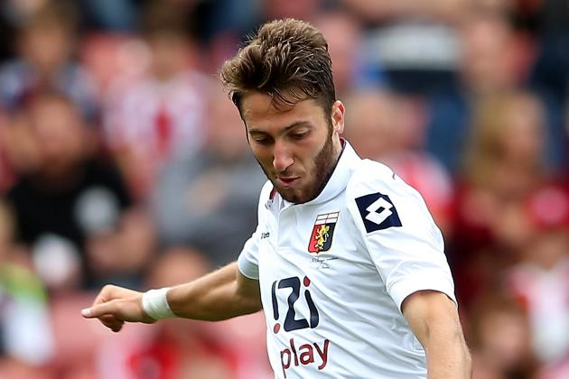 Bertolacci Expects Genoa to Rise