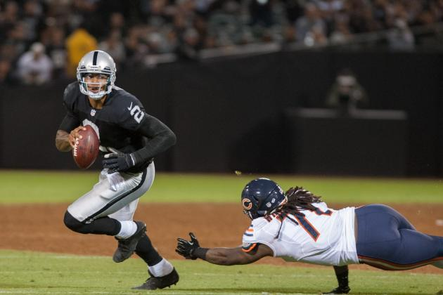 Why Terrelle Pryor Should Be the Oakland Raiders Starting Quarterback