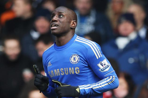Chelsea Transfer News: How Keeping Demba Ba Affects Blues and Arsenal