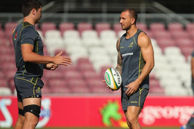 Rugby Championship 2013: Australia vs. South Africa Team News and Prediction
