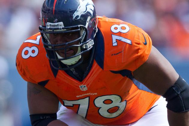 Broncos' Clady Ready to Face Ex-Teammate Dumervil