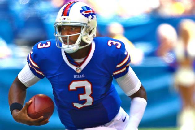EJ Manuel Named Buffalo Bills' Starting QB