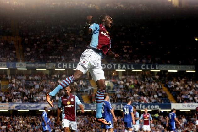 Benteke, Delph & More: Top Takeaways from Aston Villa's Early-Season Form