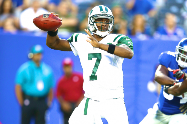 Geno Smith Officially Named New York Jets' Starting QB over Mark Sanchez